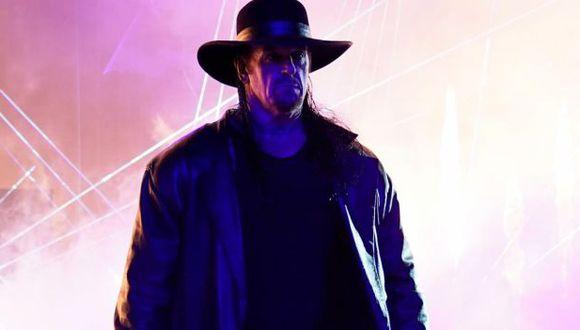 """The Undertaker dijo que no tiene """"deseo alguno de regresar al cuadrilátero"""". (Foto: WWE)"""