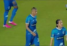 Binacional vs. LDU: autogol de Diego Otoya al minuto de juego | VIDEO