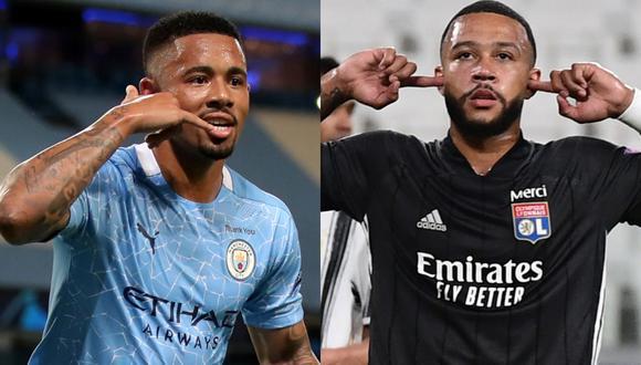 Manchester City vs. Olympique Lyon EN VIVO | ONLINE el partido de los cuartos de final de la Champions League en el estadio José Alvalade