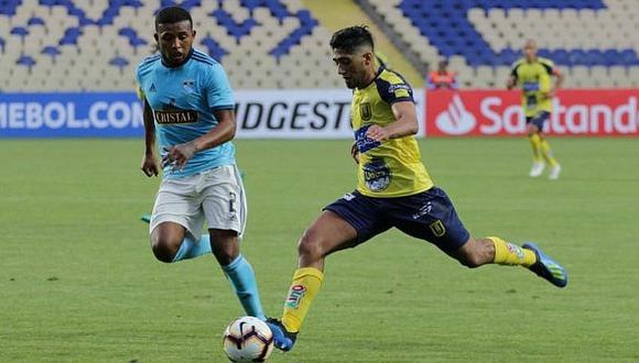 Sporting Cristal cayó 5-4 en insólito partido