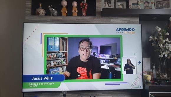 Aprendo En Casa EN VIVO HOY 21 de mayo vía TV Perú | Foto: MINEDU