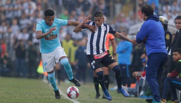 Alianza Lima primero sería local en Matute y la eliminatoria de definiría en el Estadio Nacional. (Foto: GEC)