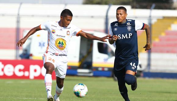 Ayacucho FC igualó 2-2 ante San Martín y así quedó la tabla de posiciones (Foto: Liga 1)