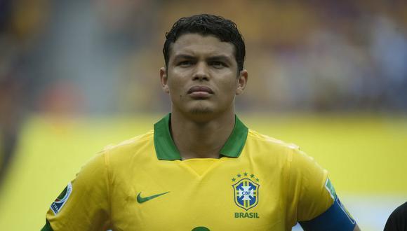 Copa América 2015: Dirigente culpa a Thiago Silva de la eliminación de Brasil