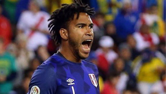 Pedro Gallese: regalan los guantes del arquero de la selección peruana [FOTO]