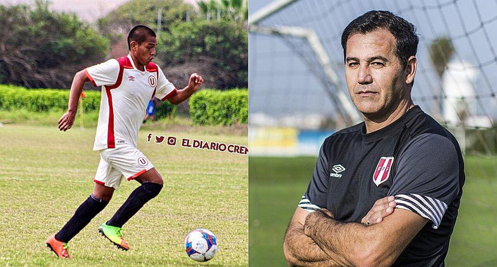 Nelson Cabanillas y la historia del por qué no fue convocado a la Sub-20 de Perú