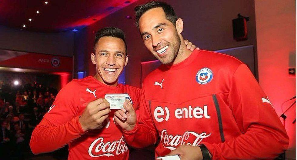 Selección de Chile: Alexis Sánchez niega clima hostil contra Claudio Bravo