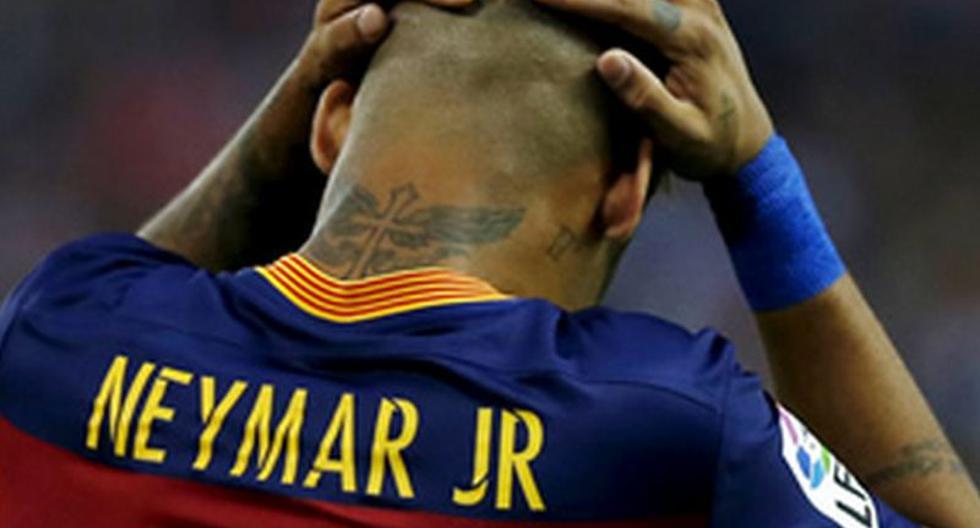 Barcelona: Neymar y su impactante cambio de look [FOTOS]