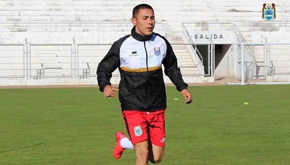Jean Deza fue convocado a la Selección Peruana por primera vez en el 2014. (Foto: Binacional)