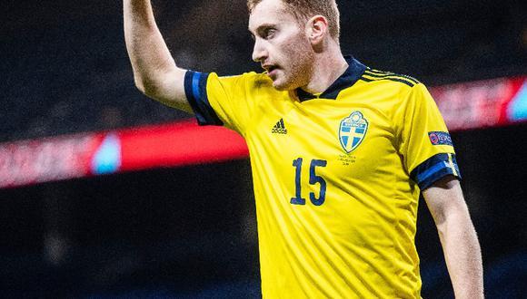 La Selección de Suecia se encuentra realizando cuarentena. (Foto: Twitter)