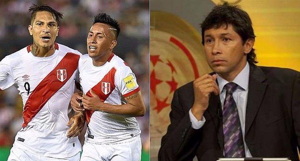 """Jorge Bermúdez: """"Ricardo Gareca recuperó el estilo del fútbol peruano"""""""