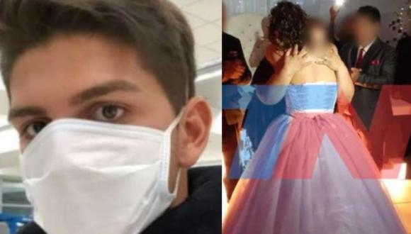 Joven contagia a toda su familia tras asistir a fiesta de quince años y es procesado.
