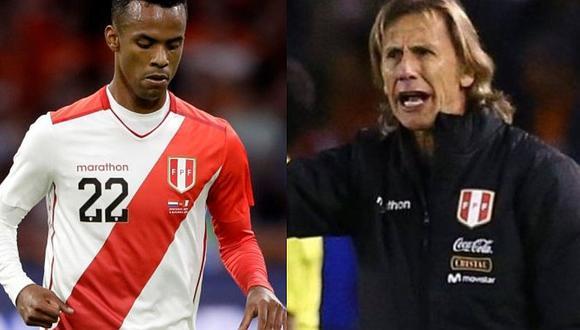 "Selección peruana: En Brasil aseguran que Nilson Loyola está ""decepcionado"" por no convocatoria de Gareca"