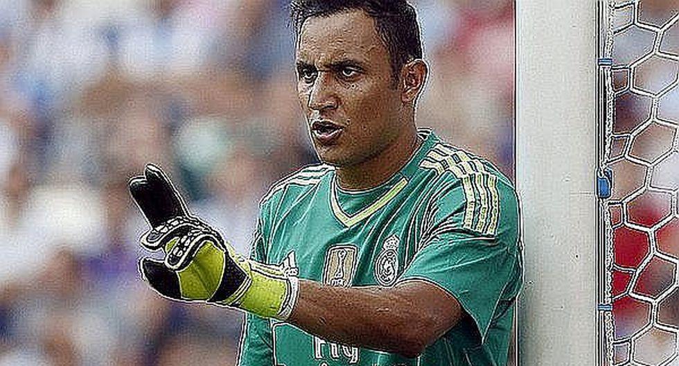 Keylor Navas recibe increíble gol de fuera del área con Costa Rica [VIDEO]