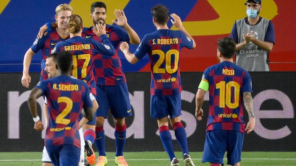 Barcelona vs Napoli; en vivo: transmisión en directo del partido | Octavos de la Champions League