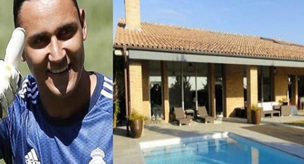 Real Madrid: Keylor Navas vivirá en exclusiva zona de la ciudad