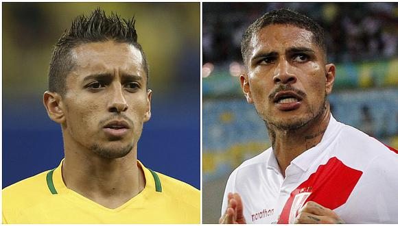 Perú vs. Brasil: Marquinhos reveló qué le preocupa de Paolo Guerrero   VIDEO