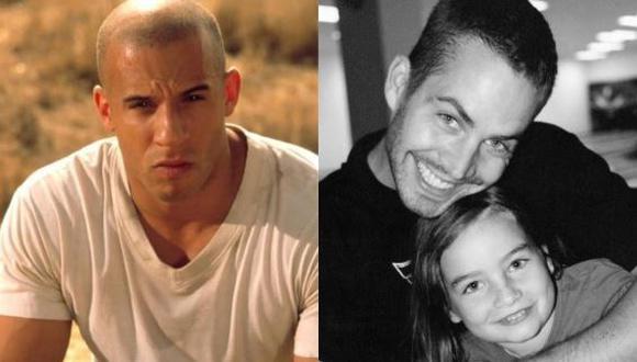 Hija de Paul Walker comparte fotografía junto a los hijos de Vin Diesel con emotivo mensaje (Foto: Instagram)