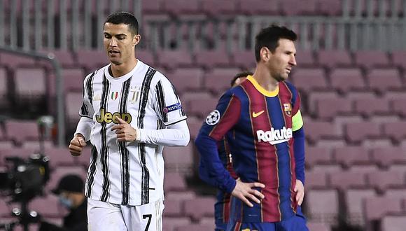 Lionel Messi nombró a los deportistas que admira. (Foto: AFP)