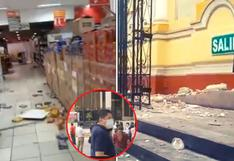 Sismo de 6.1 en Piura causa pánico y daños materiales