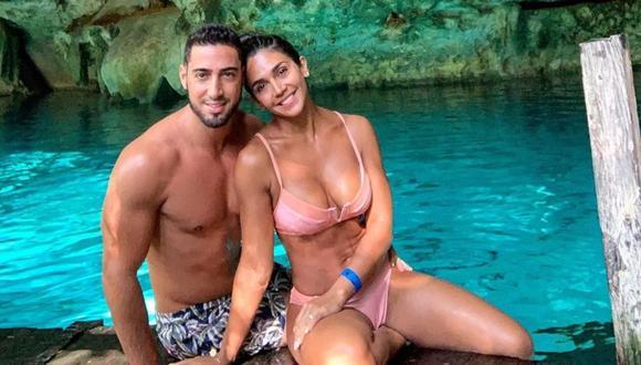 Frank Dello Russo da su descargo tras el fin de su compromiso con Vania Bludau. (Foto: Instagram @frankdellorusso)