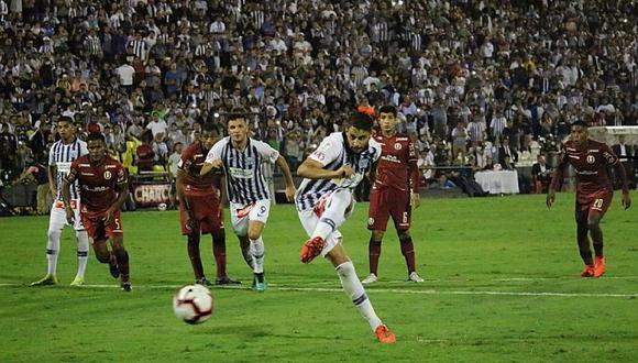 El gol de Felipe Rodríguez que ilusionó a Alianza Lima [VIDEO]