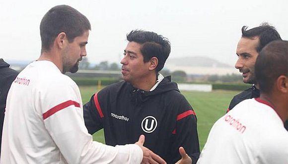 Nicolás Córdova y su posible once para el debut ante Unión Comercio