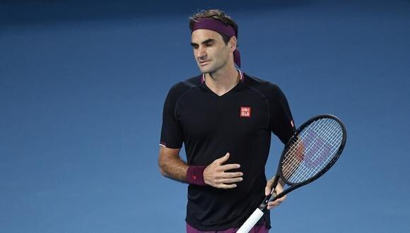 Federer, de 39 años, reaparecerá luego de un año de inactividad en el ATP 250 de Doha, que arrancará el lunes 8 de marzo. Luego afrontará el Miami Open, que también reunirá este año a Nadal y Djokovic. (Foto: AFP)