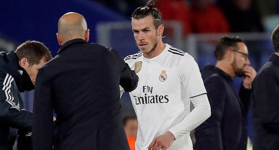 Real Madrid: la drástica medida de Zidane con Gareth Bale que terminaría con la salida del galés