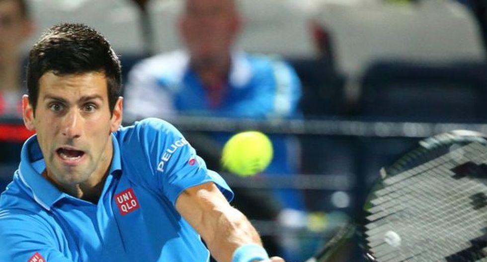Tenis: Novak Djokovic alcanza nuevo récord en la ATP
