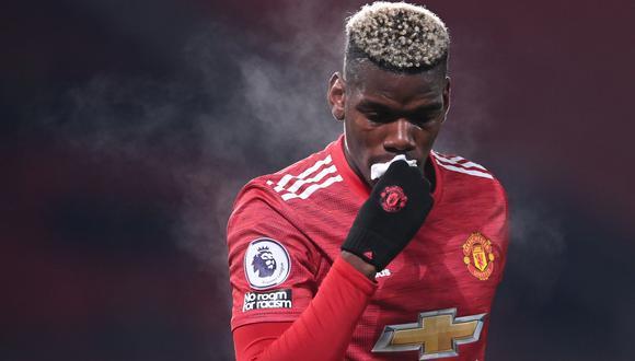 Paul Pogba pudo dejar Manchester United a inicios de temproada, según su agente Mino Raiola. (Foto: Reuters)