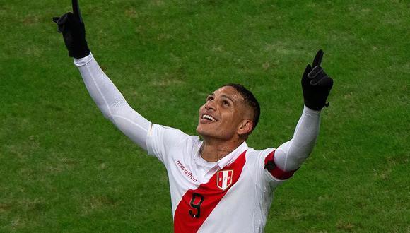 Paolo Guerrero destacó unión en la selección peruana y se ilusiona con clasificar a Qatar 2022