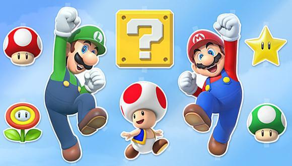 """""""Super Mario Bros"""" estrenará una película animada en 2022. (Foto: Nintendo)"""
