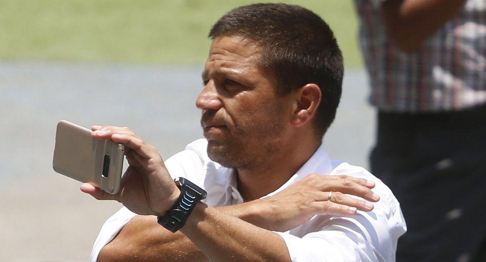 """Pedro Eloy sobre la fecha 12 del Clausura: """"Muy atentos a lo que pase este fin de semana con el arbitraje""""   FOTO"""