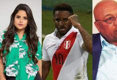 Milena Merino reaccionó a la crítica del 'Patrón' Velásquez sobre Jefferson Farfán