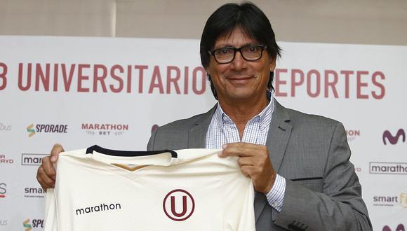 Universitario | Administración crema quiere 'amarrar' a Ángel Comizzo para la temporada 2020 | FOTO