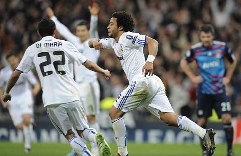 Champions: Real Madrid venció 3-0 al O. Lyon