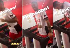 """Jefferson Farfán 'trolea' a Sergio Peña durante entrenamientos en la Videna: """"Sabía que eras flojo"""" [VIDEO]"""