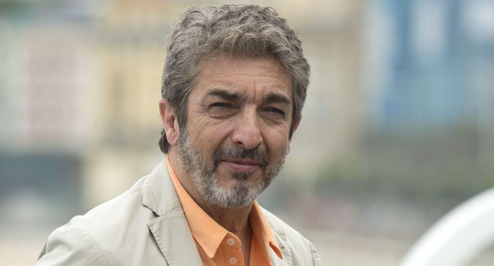 Ricardo Darín advierte que la pandemia del coronavirus desenmascaró la desigualdad y el daño ambiental. (Foto: AFP)