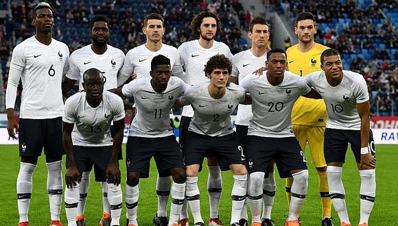 Crack de la selección de Francia anuncia su retiro por terrible lesión