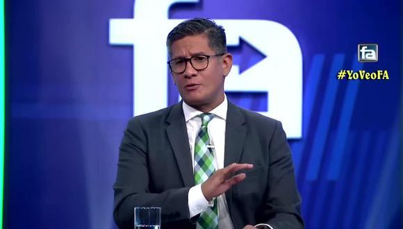 El periodista deportivo Erick Iván Osores Patiño fue condenado por el Noveno Juzgado Penal de Lima a un año de prisión suspendida y el pago de 10 mil soles.