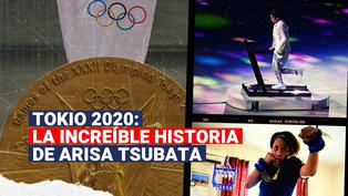Tokio 2020: ¿Por qué Arisa Tsubata fue protagonista en la ceremonia de inauguración?