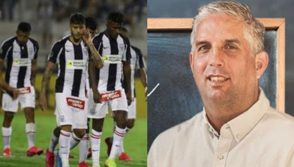El panelista de Al Angulo, Diego Rebagliati se refirió al partido de Alianza Lima ante Sport Huancayo en donde los blanquiazules podrían perder la categoría si no consigue un triunfo