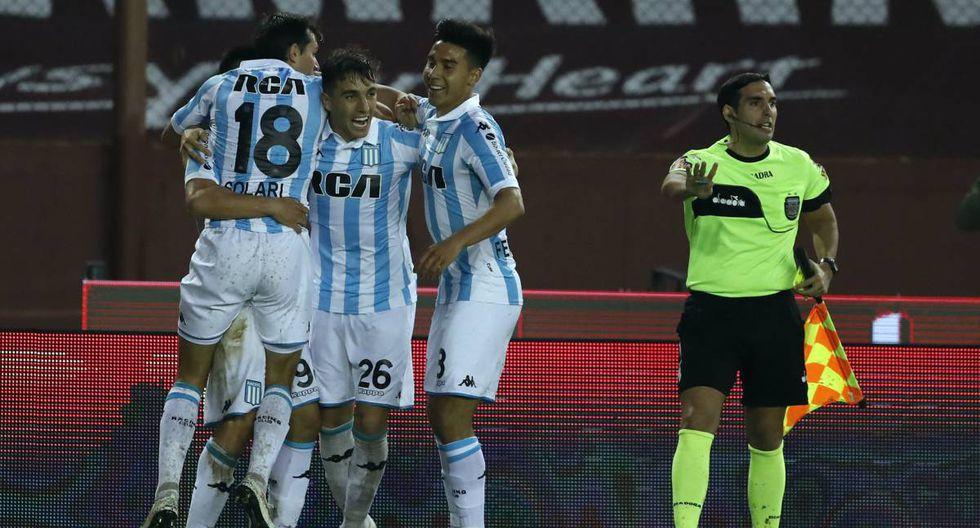 Lanús vs. Racing EN VIVO ONLINE vía TyC Sports por la Superliga Argentina