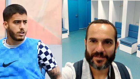 Beto da Silva responde a críticas de Coki Gonzales y Lorena Álvarez. (Foto: GEC / Twitter)