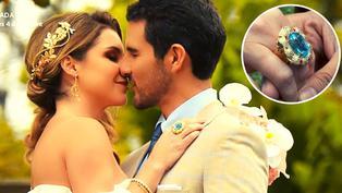 Periodista deportiva Alexandra Horler realiza lujosa sesión de fotos previo a matrimonio