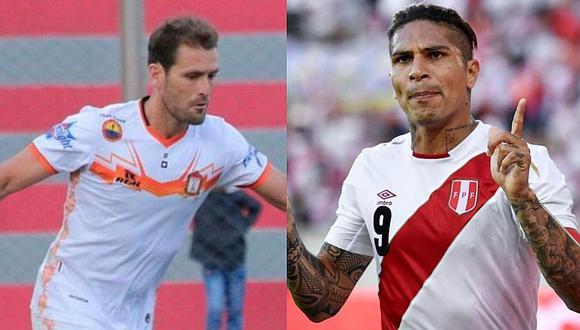 Mauricio Montes y el día que confesó su sueño de ser el sucesor de Paolo Guerrero
