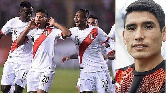 """Irven Ávila: """"Llegar al mundial con la selección peruana sería lindo"""""""