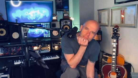 Gian Marco explicó en redes sociales cómo nació la canción 'El ritmo de mi corazón'. (Foto: Instagram)