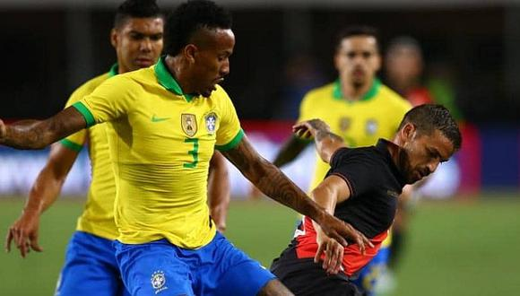 [VER GOL] Perú derrota 1-0 a Brasil: la bicolor gana en amistoso internacional FIFA desde Los Ángeles   VIDEO